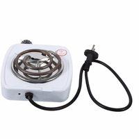 Professional 220V 500W EU Plug Electric Iron Burner Stove Hot Plate Home Kitchen Cooker Coffee Heater Hotplate