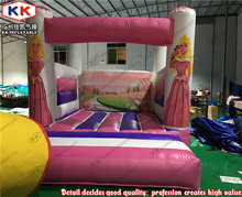 outdoor yard inflatable mini jumpers for kids