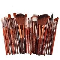 22 Pcs Professional Foundation Makeup Brushes Eyebrow Lip Powder Eyeshadow Brush Cosmetic Blush Male Up Brush