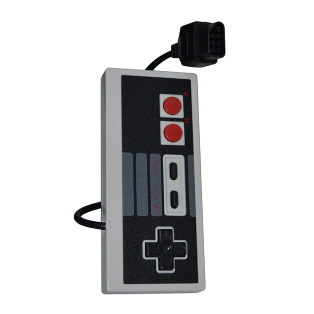 PAL / NTSC consola de juegos con cable joystick Controlador de - Juegos y accesorios