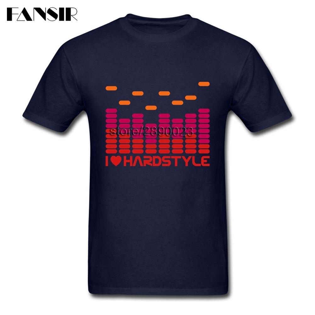 Men T Shirt Top Designing Short Sleeve Crewneck Cotton