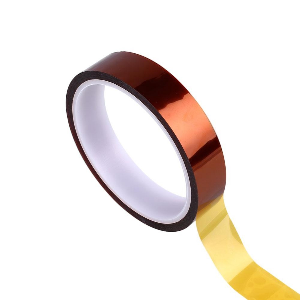 20MM * 33m Automotive High Temperature Tape Thermal Polyimide Tape Adhesive Tape юбка dizzyway dizzyway mp002xw195v2