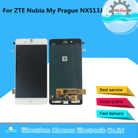 Original New M Sen For 5 2 ZTE Nubia My Prague NX513J LCD Screen Display Touch