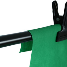 1.6X4/3/2M Green Screen Photo Background Photography Backdrops Backgrounds Studio Video Nonwoven Fabric Chromakey Backdrop Cloth
