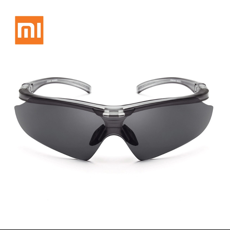 Oringinal Xiaomi TS Driving Glasses Eye Protector Anti-fog Anti-UV Polarized HD Driving Glasses For Special Lens Anti-glare
