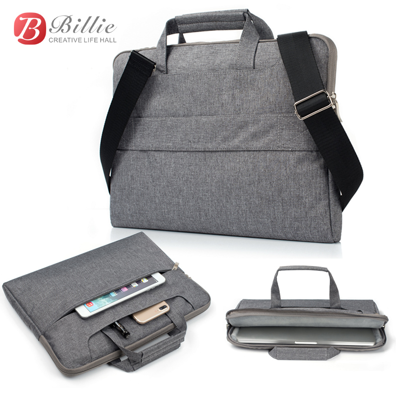 Billie Waterproof Laptop Bag Case For Macbook Pro 13 15 2017 Bag For Xiaomi Notebook Shockproof Laptop Bag for Macbook Air 13.3