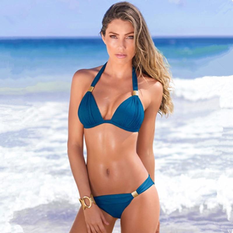 Bikini Women S-XXL Bathing Suit Bikini Set Micro Swimsuit Women Biquini Beach Wear Sexy Bikini Mujer Backless Sexy Swimwear