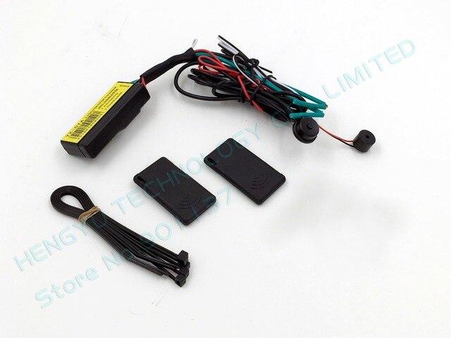 RFID 2.4GH wireless immobilizer car engine lock EL-1,anti-hijacking on off intelligent circuit cut off,alarm auto car inmoviliza