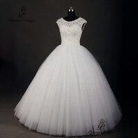 Poems Songs High Quality Guest Customization Wedding Dresses For Wedding Vestido De Noiva Bride Ball Gown