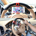 Car steering wheel phone holder car navigation and entertainment support xiaomi note2 iphone universal phone