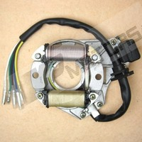 Magneto Stator Plate Ignition For ATV Dirt Bike 50cc 125cc