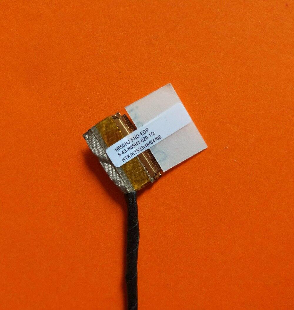 new for Clevo N850RC N850HK N850HJ  cable  6-43-N85H1-020-1N