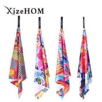 Xizehom Бытовые Микрофибры Для Очистки инструменты, подвеска типа микрофибры для чистки стекла (36*36 см/4 шт.)