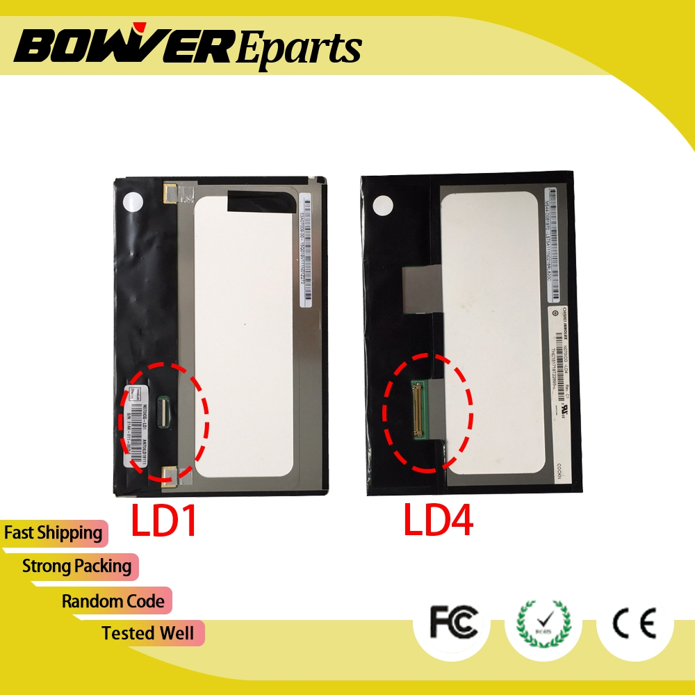 A+1280*800 7 inch IPS LCD screen for N070ICG-LD1 N070ICG-LD4 Tablet PC LCD display screen panel  Repair replacement