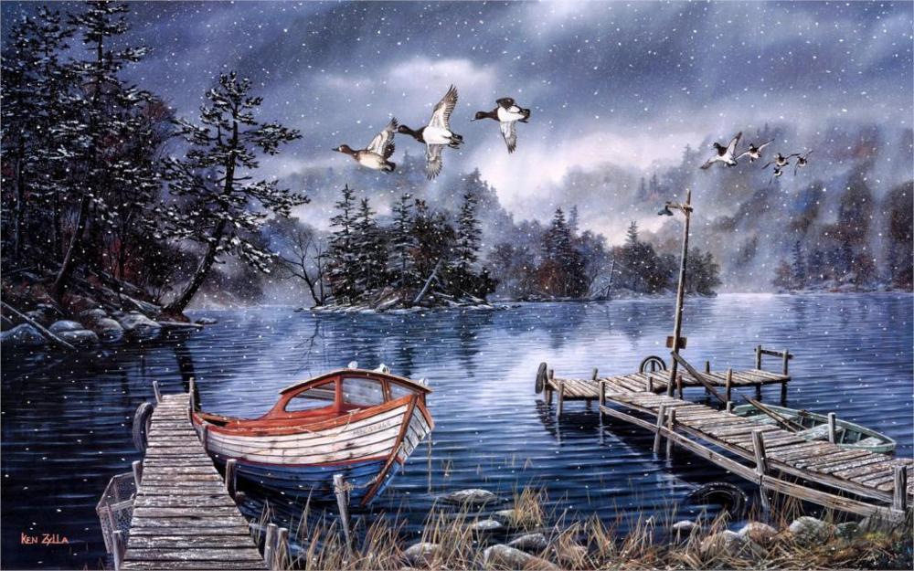Legno pittura murale acquista a poco prezzo legno pittura murale ...