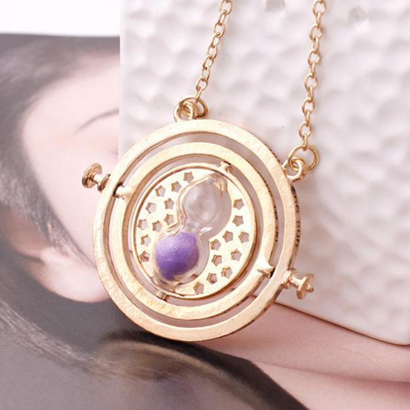 HTB1ZbfYPmzqK1RjSZFLq6An2XXaE - BRACE CODE Various Movie Harri Pot Necklace Time Turner Hourglass Vintage Pendant Hermione Granger For Women Lady Girl Gift