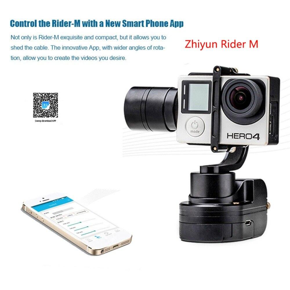 Zhiyun Rider M Handheld Gimbal For Gopro 4,Feiyu WG2X Wearable Gimbal Stabilizer For GoPro Hero7 6 5 4 YI 4K SJCAM Action Camera