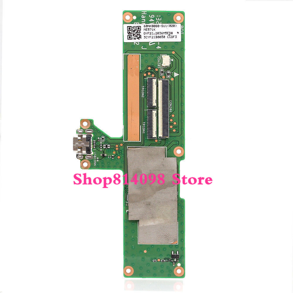 ME571K REV:1.4 For Asus Nexus 7 2nd Dock Connector Charging Board Connector USB Board ME571K Repair Parts