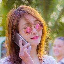 12 Colores Ventas Estrella de La Moda gafas de Sol Gafas De Sol Mujeres Hombres Aviator espejo Lente de la Protección UV400 Gafas de Sol Gafas