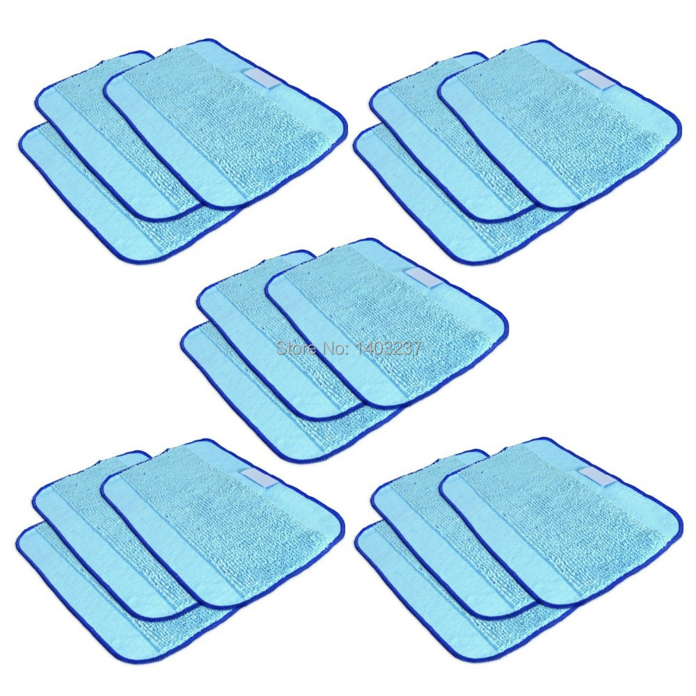 Microfiber 15-Pack, Pro-Clean Mopping Cloths for Braava Floor Mopping Robot 380 380T
