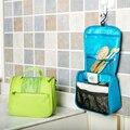 Camping Travel Toiletry Wash Cosmetic Shaving Bag Makeup Storage Case Hanging Toiletry Wash Organizer Storage Pouch Handbag