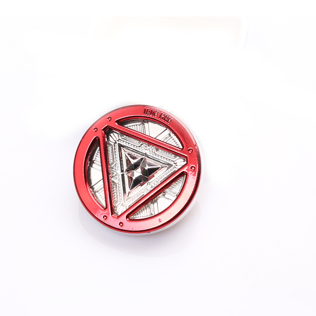 Hot Sale Jewelry Iron Man Keychain Avengers Infinity War Key Chain for Women Men Movie Jewelry