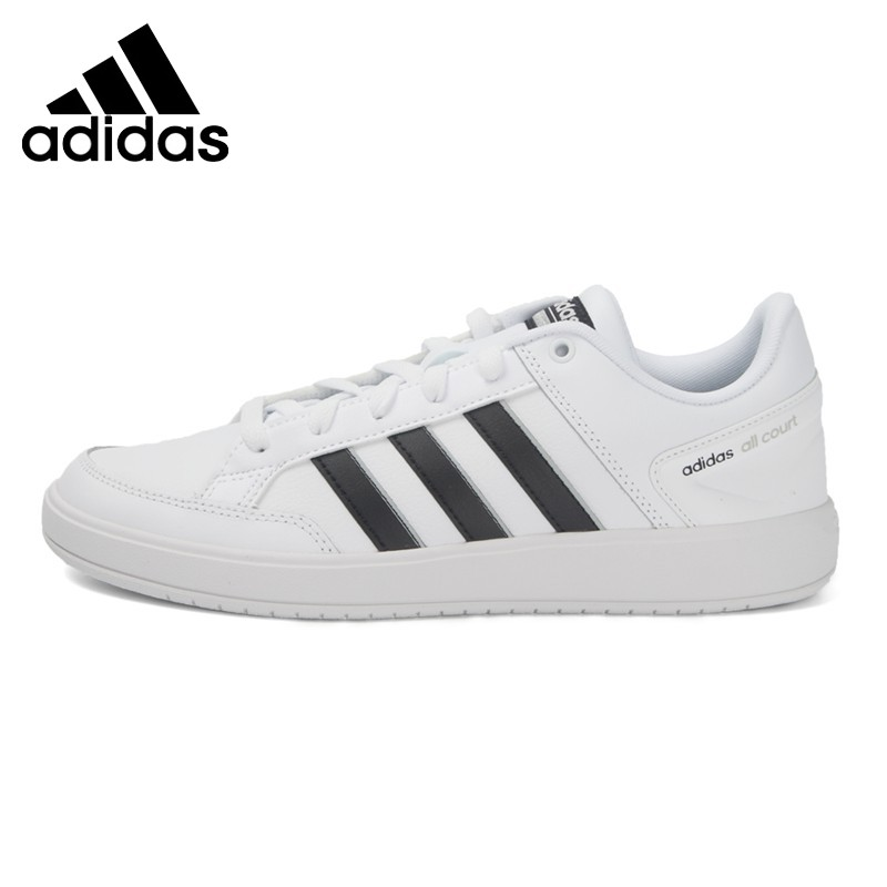 Original New Arrival 2018 Adidas CF ALL COURT Men's Tennis Shoes Sneakers цены