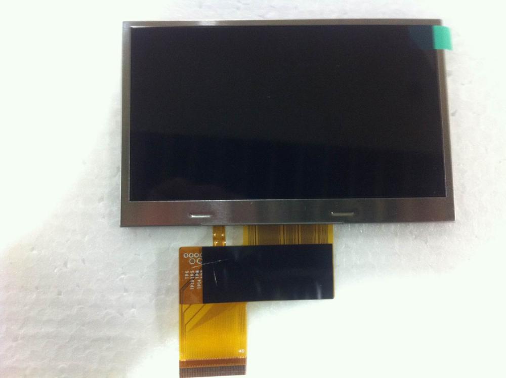 The new factory original Pegasus 4.3 inch screen digital TM043NDH02 free shipping original pegasus new 3 5 inch screen tm035hbht5