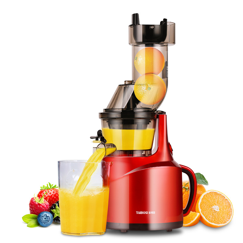 Home Vegetable Fruit Juicers Machine Lemon juicer Electric Juice Extractor 100% Original Household slow Juicers good selling home used manual fruit vegetable juicer machine