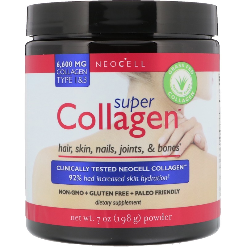 Neocell Collagen hair,skin,nails,joints,& bones 198 g Free Shipping