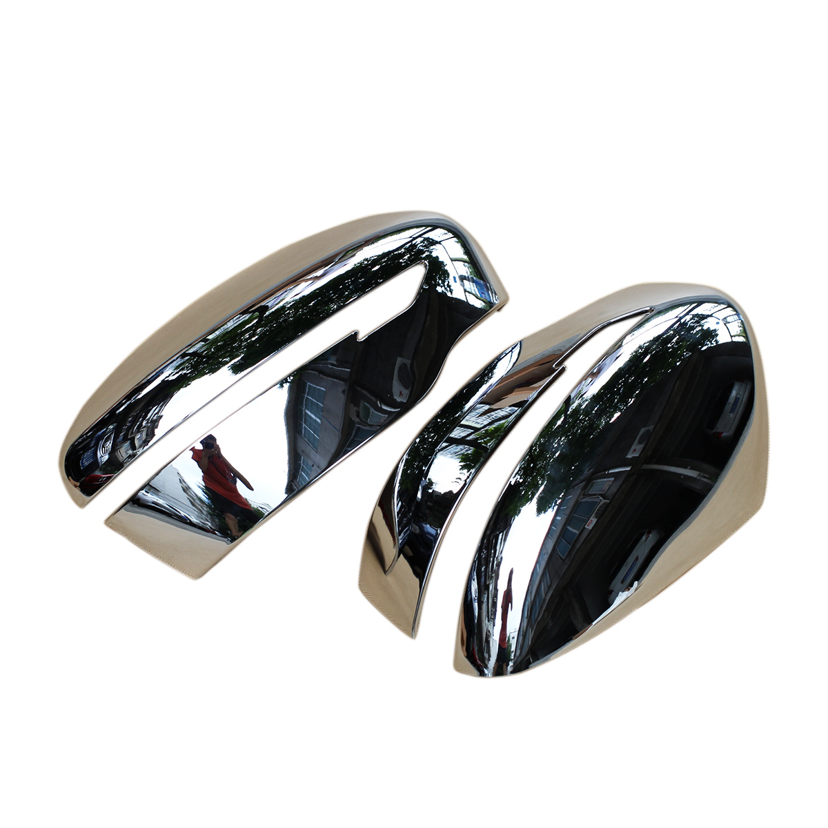 For Nissan Rogue sport 2017-2019 Chrome Side Door Handle cup Bowl Cover Trim