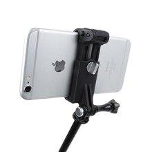 Портативный чехол Средний Размеры аксессуар анти-шок мешок хранения для Gopro Hero 6 5 4 3+ SJCAM eken Xiaomi yi Action Камера сумка