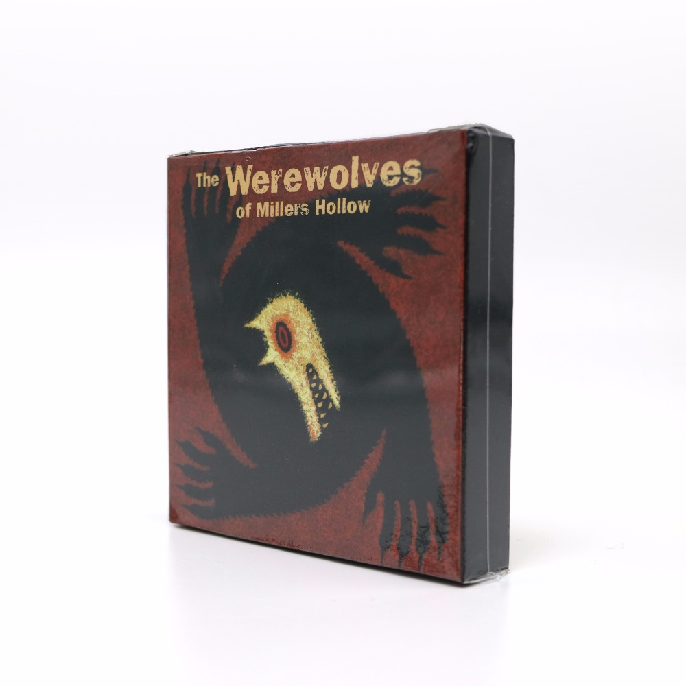 Full English Version werewolves cards game for party family board game playing cards