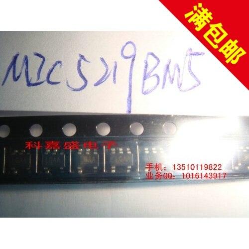 MIC5219BM5 SOT23 patch new original spot sale to ensure quality--XLWD2