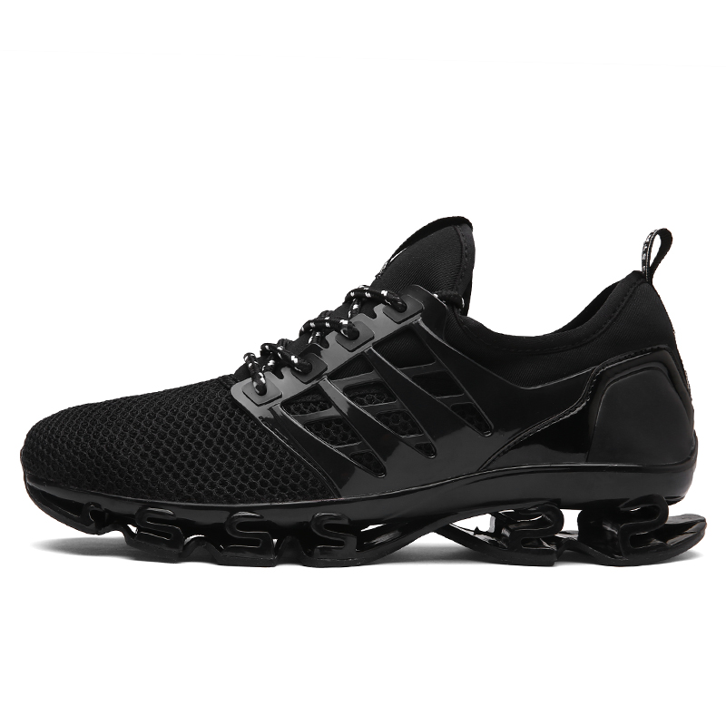 Cushioning Running Shoes for Men Lightweight Fun Run Breathable Men Sneakers Outdoor Sport Shoes Professional Trainers Men