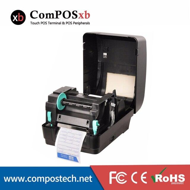 Imprimante de codes-barres à transfert thermique de haute qualité, imprimante d'étiquettes de supermarché 2