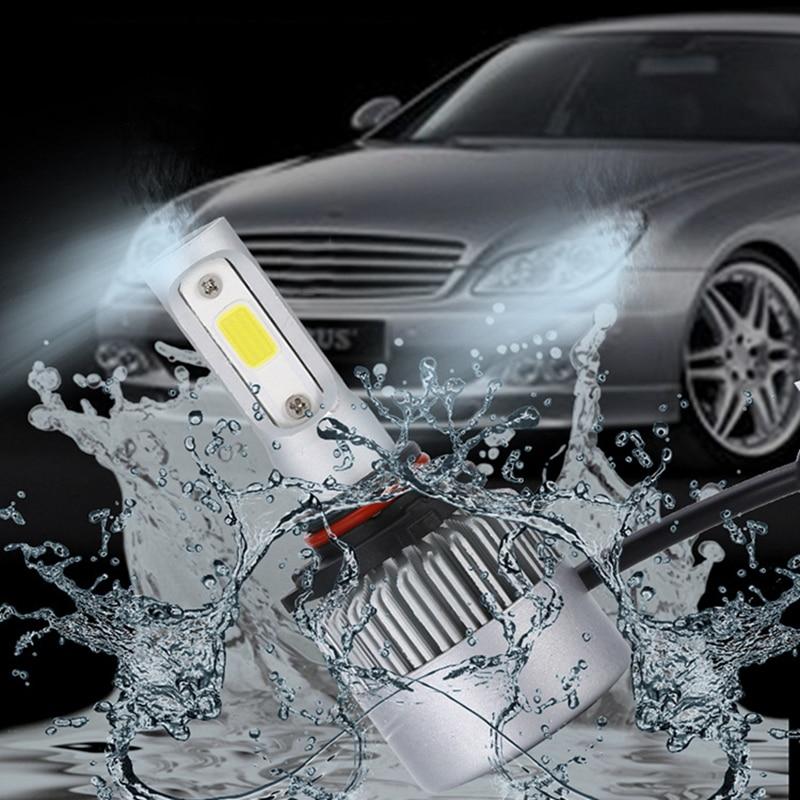 Light Bulbs Dashing 1pc 9-32w Led Light S2 Headlight Led Automatic Headlamp 6500k Light Bulb Headlights H1 H3 H7 H11 H13 9004 9005 9006 36w 8000lm