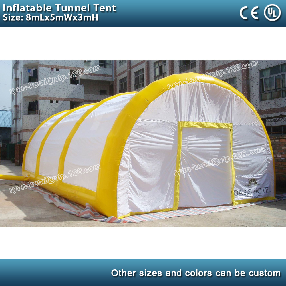 8mLx5mWx3mH PVC tarpaulin inflatable tunnel tent inflatable car tent PVC inflatable car garage tent cover outdoor event tent цена