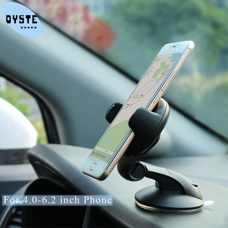 For Huawei P20 P10 P9 P8 Lite Pro Honor 10 9 8 7 Y6 2018 Car Phone Holder Universal Car Holder Stand Soporte Para Telefon Tutucu