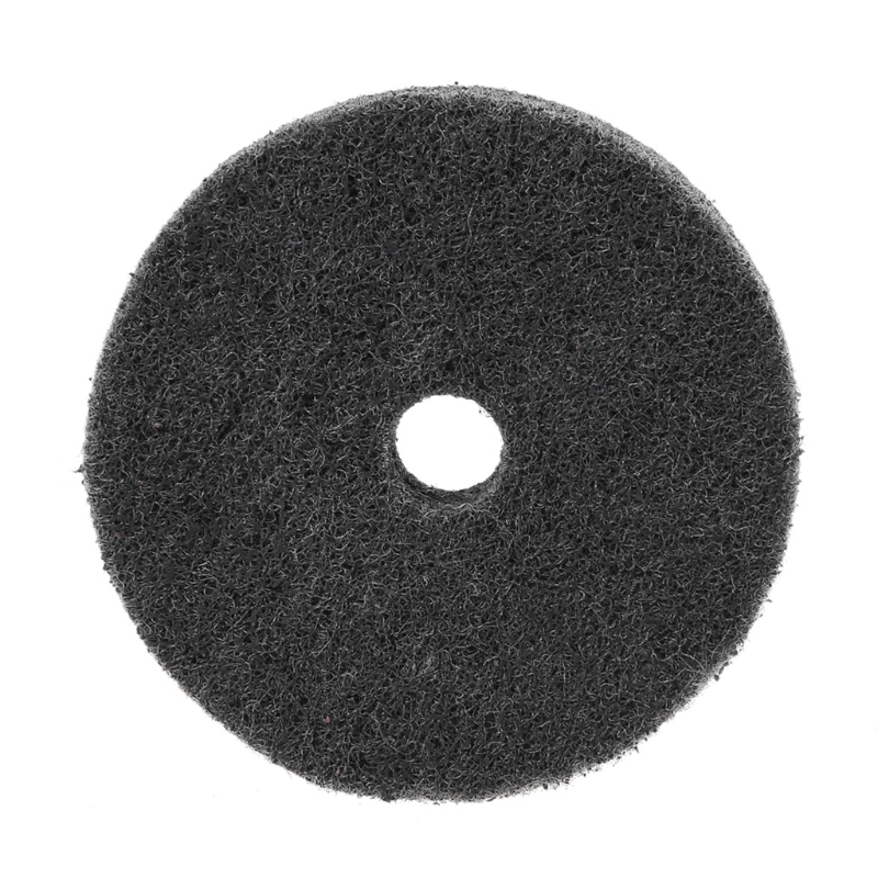 Nylon Fiber Buffing Wheel Abrasive Polish Grinding Iron Instrument 75*19*10mm