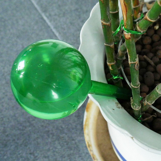 House/Garden Water Houseplant Plant Pot Bulb Automatic Self Watering Device
