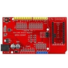 Pro Mini UNO Shield Adapter Board with Regulator / Fuse Adapter Board for Arduino Pro Mini to Connect with Module and Shield