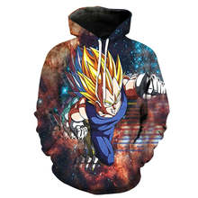Dragon Ball Son Goku New Design Hoodie