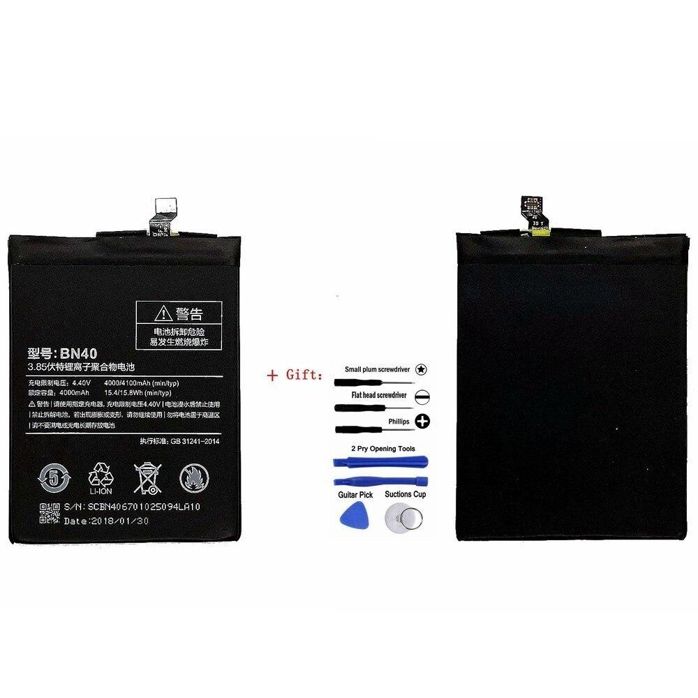 Suqy BN40 Batterie Pour Xiaomi Redmi 4 Pro Premier 3g RAM 32g ROM Édition Redrice Hongmi 4 Mobile téléphone Remplacer Baterija Accumulateur