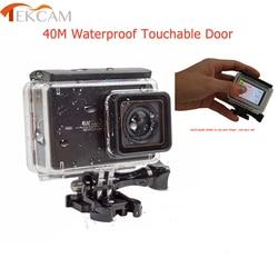 Tekcam for xiaomi yi 4k accessories touchable waterproof diving housing case touching backdoor for xiaomi yi.jpg 250x250