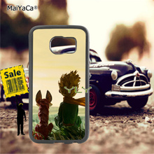 the little prince soft TPU edge cell phone cases for samsung s6 plus s7 s8 s9 s10 lite e note8 note9 case