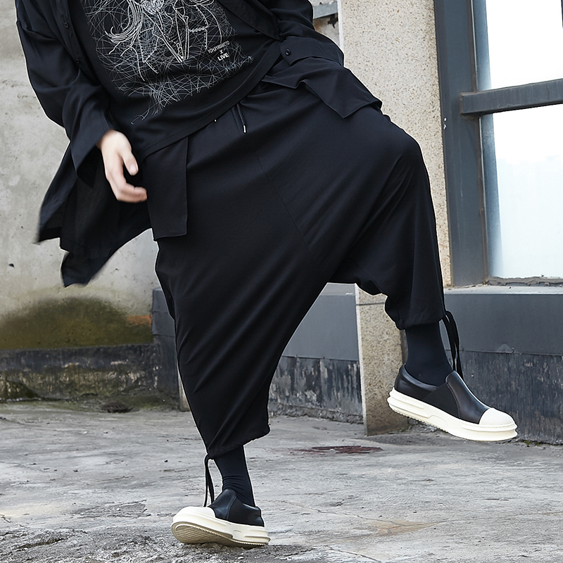Jogger Pants Men Trousers Streetwear Men New Ankle-Length Harajuku Cotton Unique-Design