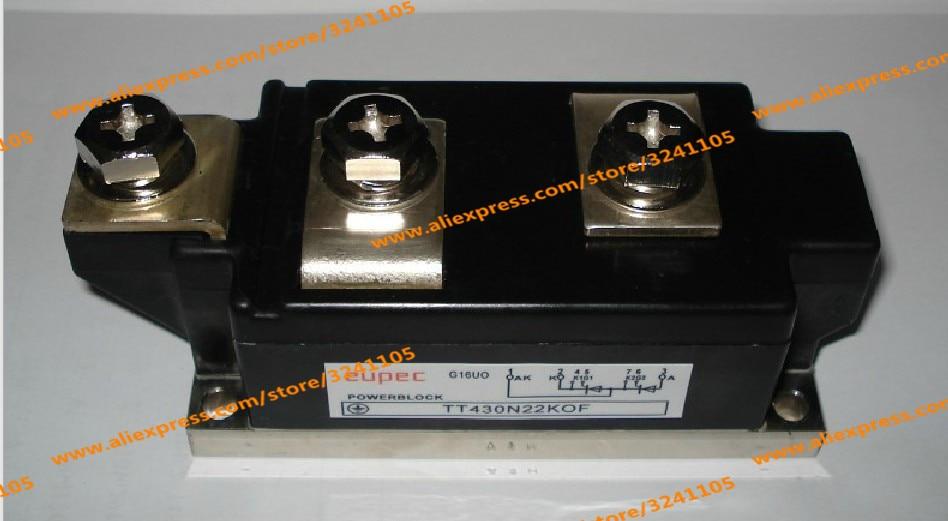 Free shipping NEW TT430N22KOF MODULE все цены