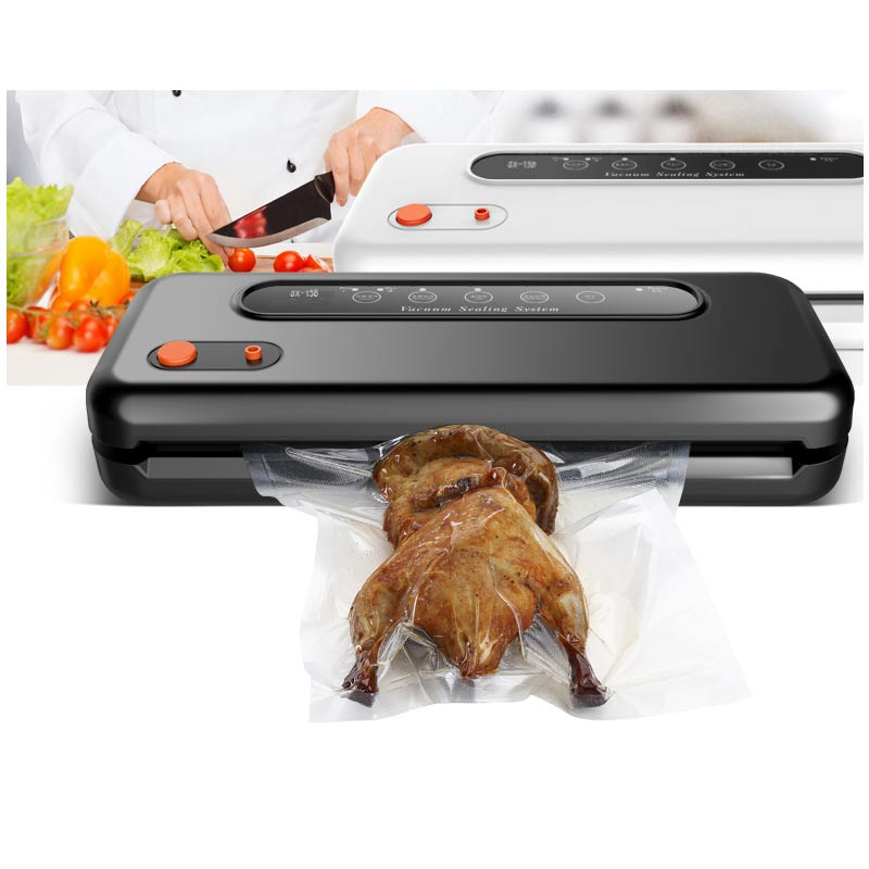 YTK Household/commercial Full automatic vacuum machine vacuumizer food vacuum packaging machine vacuum sealer grind