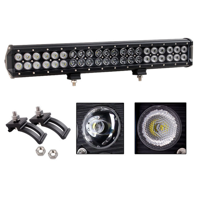 Online shop 20 inch 126w led light bar for tractor atv led offroad 20 inch 126w led light bar for tractor atv led offroad light bar led bar offroad 4x4 drive light led work light seckill 120w aloadofball Choice Image